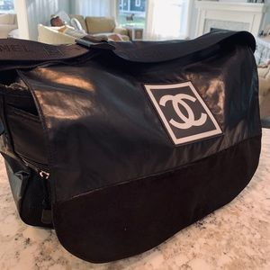CHANEL COCO SportsLine Hobo & Overnight Bag